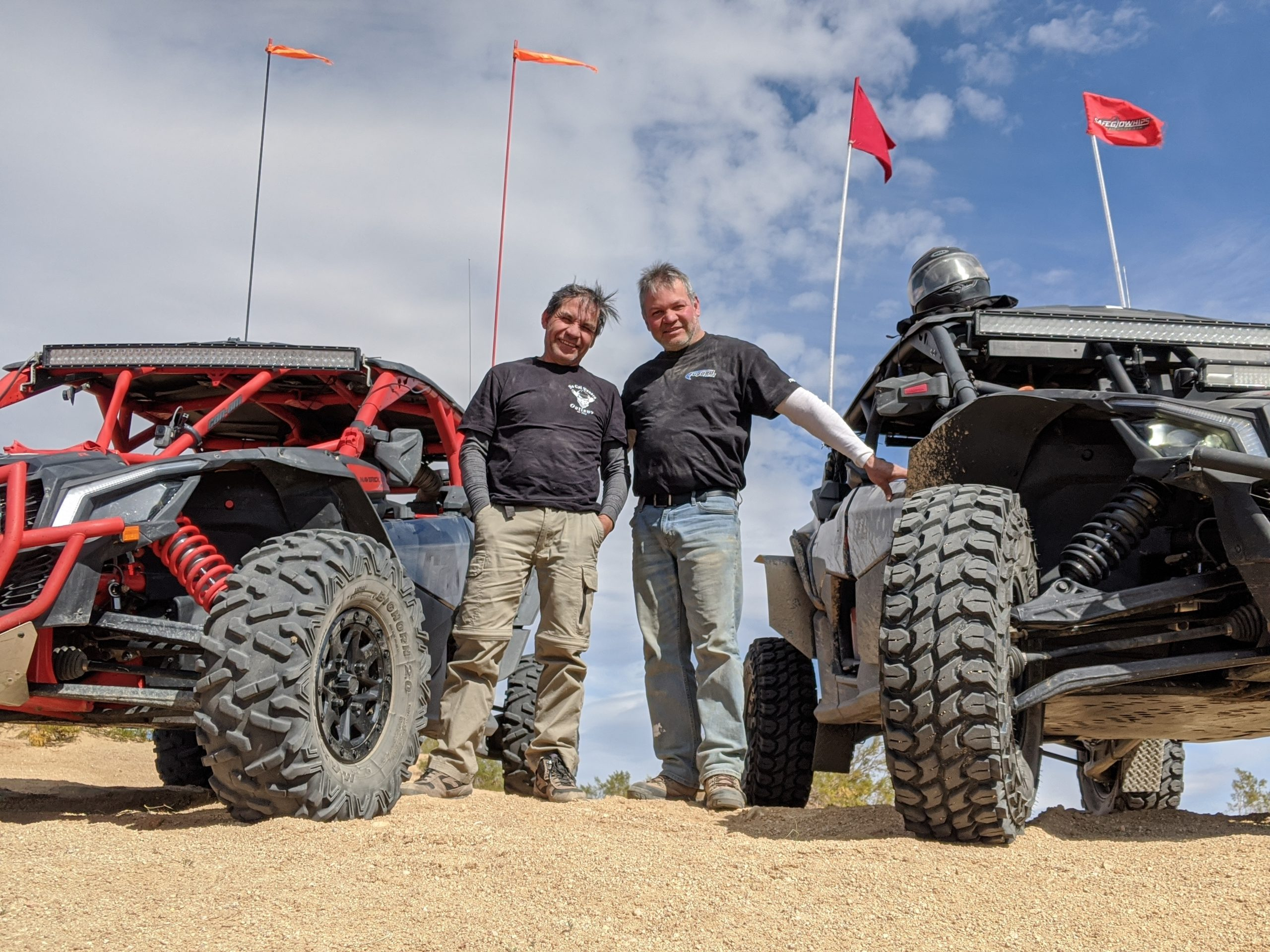 We California Tours: Thrill Seekers: High Desert