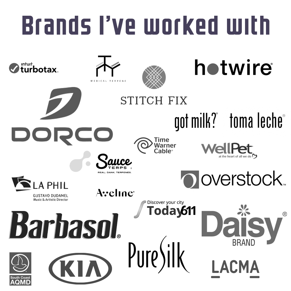 brands Carlos Franco worked with